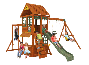 Elan Kids Climbing Frame