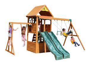 Wren climbing frame