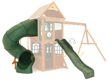 Play System with Multiple Slides