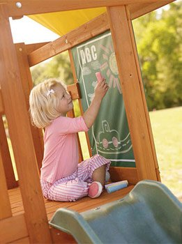 Climbing Frames with Chalkwalls
