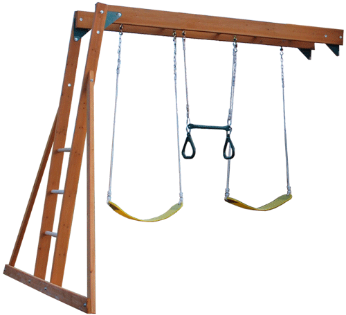 Three Position Monkey Bar Swings