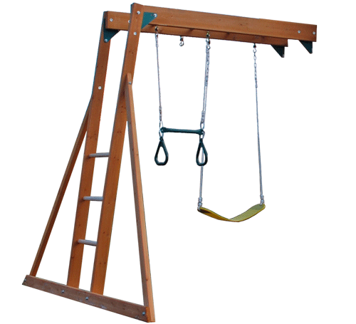 Two Position Monkey Bar Swings